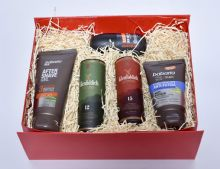 Babaria Skin Care for Men with Malt Whisky Gift Set